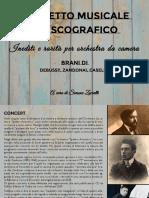Progetto CHAMBER MUSIC Debussy-Zandonai (Bozza1)