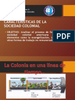 Colonización del Mundo Américano-ppt 1° Medio