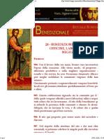Benedizionale - Rituale Romano - www.maranatha