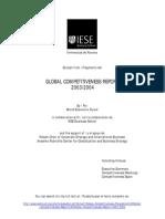 global compettiveness report 2003