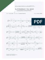 Alfonsina y el Mar - Mercedes Sosa