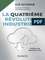 La Quatrième Révolution Industrielle-Klaus Schwab