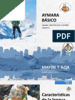 Aymara Básico Tema 1