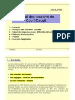 IUT Toulon Ue2a-Pde Ch6 - Calcul Icc Court-circuit