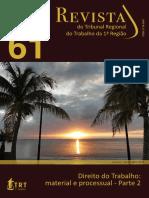 Book Revista TRT 61