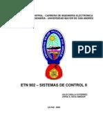Apuntes de ETN 902 gestión 2004