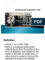 INDONESIAN BANKING LAW3