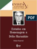 Revista - Edição Especial - Délio Maranhão 02-10-2015