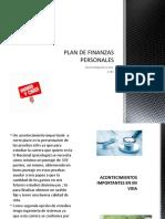 plan de finanzas personales