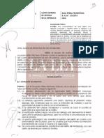 Recurso de Nulidad N° 125-2015-Lima