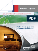 Telas Membranas Tyvek Dupont