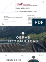HIDRÁULICA (SEMANA 1 Y 2 )- GRUPO 6