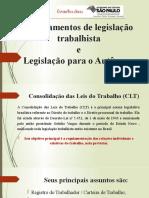 aula 2 Apresentação Leis Trabalhistas