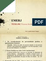 Tema 04 - Pessoa Jurídica (Definitivo)