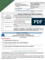 9° GUIA N° 01 DE CASTELLANO PRIMER SEMESTRE. LISTO-2021. (1)