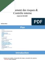 mngt des risques et CI ISO 31000