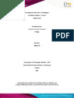 Investigacion pedagogica 2