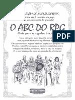 O ABC do RPG (Digital)