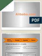 Alibaba case analysis