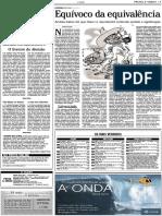 Treplica de Andrea Daher a Gumbrecht - O Globo de 05 de Marco de 2010