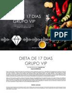 eBook a Dieta de 17 Dias [Renata Souza]