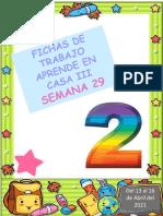 Fichas 29 sem 2do