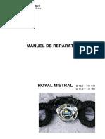 Royal Mistral
