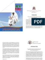 Catechetical Module on CBCP Pastoral Letter on RH Bill