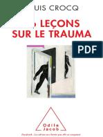 Louis Crocq - 16 Lecons Sur Le Trauma-مفتوح (1)