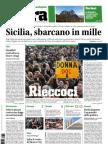TERRA - quotidiano ecologista - edizione del 08/03/2011