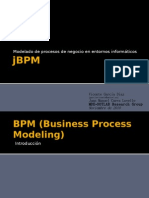 jBPM (Modelado de procesos de negocio en entornos informáticos)