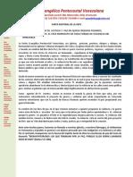 carta pastoral uepv febrero 2014