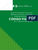 Codigo Fiscal 2021