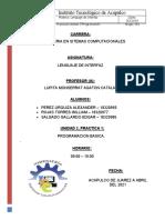U2 P1 Programacion Basica