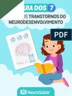 Guia Dos 7 Principais Transtornos Do Neurodesenvolvimento