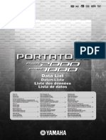 Psr2000 Manual