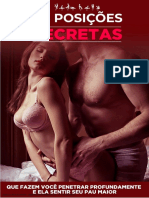 EBOOK AS POSIÇÕES SECRETAS
