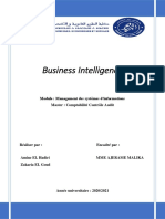 Thème 4 Rapport Business Intelligence