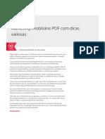 Marketing Imobiliário PDF com dicas valiosas - Agência 242 - Marketing Digital