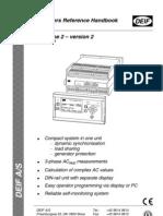 deif operating manual