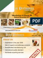Paras Perfumers Delhi India