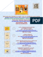 STUDII SI LUCRARI IUDEO-CRESTINISM - 12/12/12