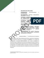 Propone magistrado Fuentes confirmar fórmula acordada por el INE para asignar diputados de RP