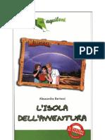 L'Isola dell'avventura - Alessandra Bertocci