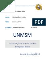 382192832 Informe Final 4 de Circuitos Electronicos 1 Copia