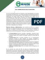 2. Polifarmacia y morbilidad en adultos mayores