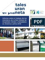 2018 Hospitales Que Curan El Planeta