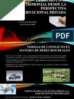 Unidad 6 Derecho Civil Patrimonial desde la perspectiva internacional privada (3)