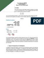 Serie de Ejercicio Prueba de Hipotesis - Ares Jair Pichardo García