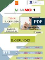 10ªA.-GERUNDIO